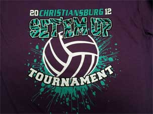 Christiansburg Set'em Up Tournament