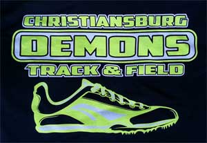 Christiansburg Demons Track & Field