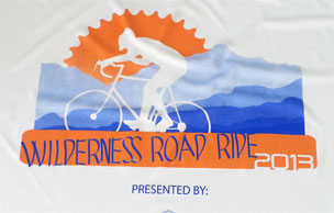 Wilderness Road Ride 2013
