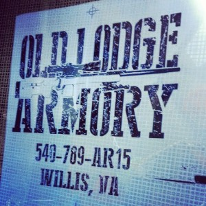 Old Lodge Armory screen films