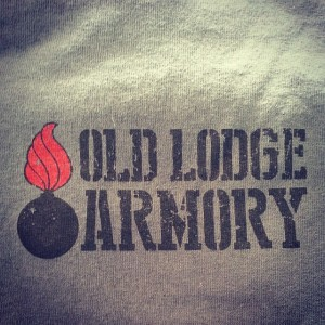 Old Lodge Armory