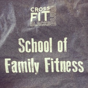 Crossfit Blacksburg School of Family Fitness
