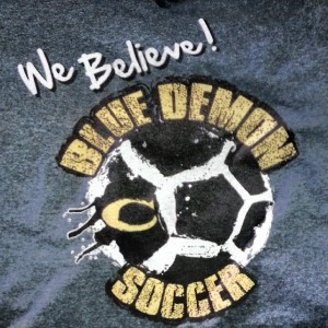 Blue Demon Soccer