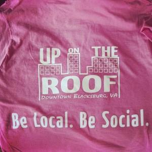 Up On The Roof Blacksburg