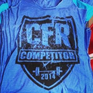 Crossfit Radford Competitor
