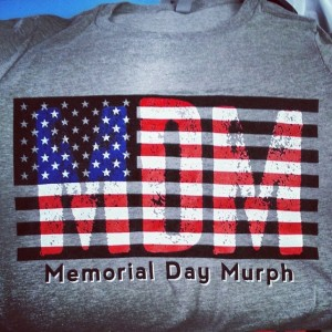 Crossfit Blacksburg Memorial Day Murph