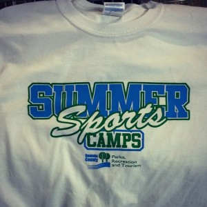 Roanoke County Parks, Recreation and Tourism Summer Sports Camps
