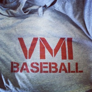 VMI Baseball – waterbased printing
