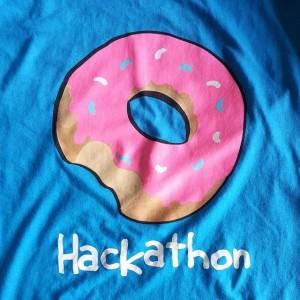 Rackspace Hackathon – 6 color print
