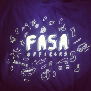 FASA Officers