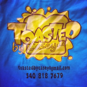 Toasted by Casey