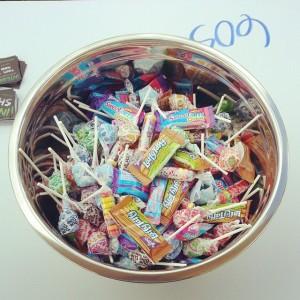 Free candy – free tshirts @ Gobblerfest