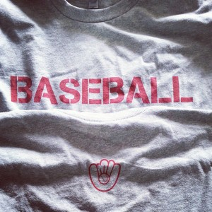 Keydet Baseball Camp Tshirts – Waterbased screen printing