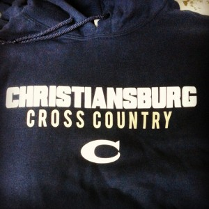Christiansburg Cross Country