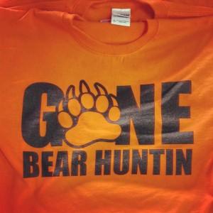 Gone Bear Huntin