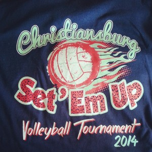 Christiansburg Set'Em Up Volleyball Tournament