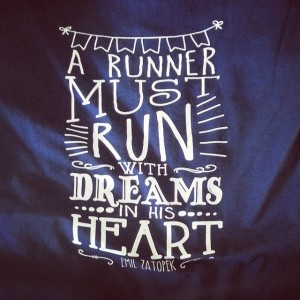 Key Runners custom shirts!