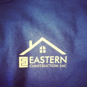 Eastern Construction Inc t-shirts
