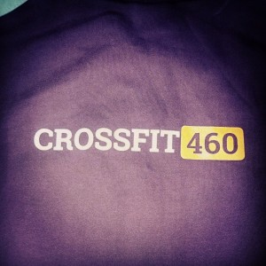 Crossfit 460 hoodies