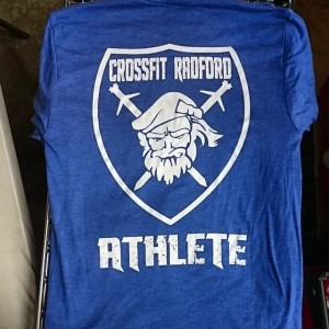 Crossfit Radford – Big prints