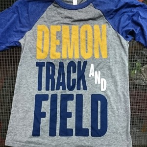 Christiansburg Demon Track & Field