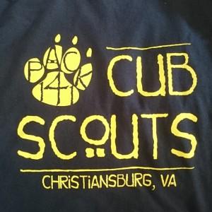 Christiansburg Cub Scouts