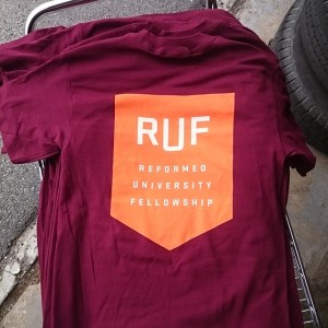 Virginia Tech Reformed University Fellowship – #waterbased big printing