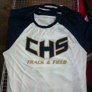 Christiansburg High School Track &  Field