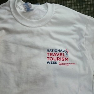 Montgomery County Regional Tourism Tees!
