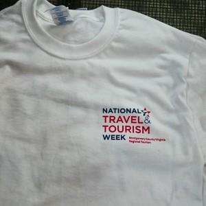 Montgomery County Regional Tourism Tees!
