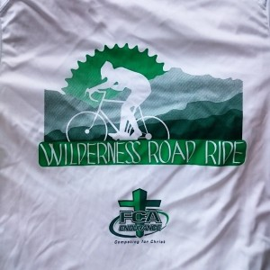 Wilderness Road Ride