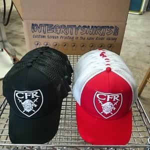 Crossfit Radford Caps!