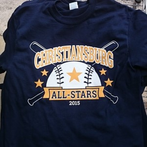 Christiansburg All-stars Baseball