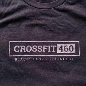Crossfit 460 #crossfit #crossfit460 #waterbased #screenprinting