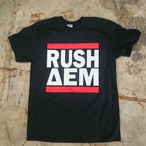 Need shirts in a rush? #screenprinting #rush #blacksburg