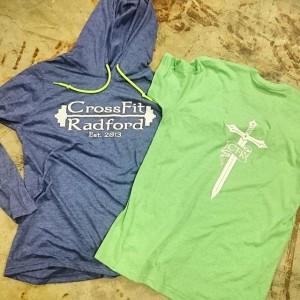 Crossfit Radford #screenprinting #crossfit #crossfitradford