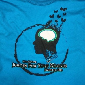 Joggin For Your Noggin – Brain Injury Services of Southwest Virginia #screenprinting