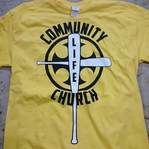 Community Life Church #screenprinting