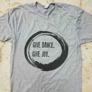Give Dance. Give Joy. #screenprinting #waterbased #matsuicolor #dancer #dance