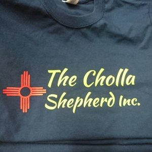 The Cholla Shepherd Inc. #screenprinting #cholla