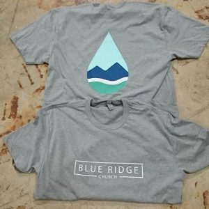Blue Ridge Church #screenprinting #christiansburgva #blueridgechurch