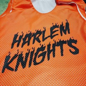 Harlem Knights jerseys #screenprinting