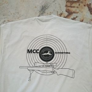 Montgomery Community College Gunsmithing tees #screenprinting #gunsmith #gunsmithing