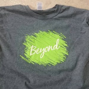 Freedom Church – Beyond #waterbased #screenprinting #matsuicolor