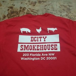 @dcitysmokehouse t-shirts
