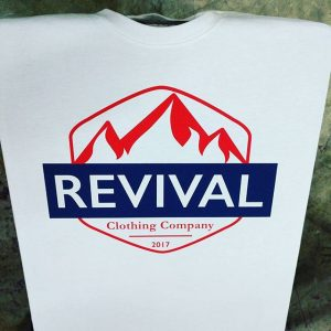 Revival Clothing Company #screenprinting