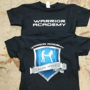 Krav Maga Roanoke – Warrior Academy #screenprinting #kravmaga