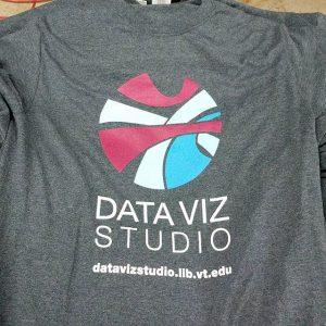 Dataviz Studios University Libraries Virginia Tech #screenprinting #blacksburgva #virginiatech
